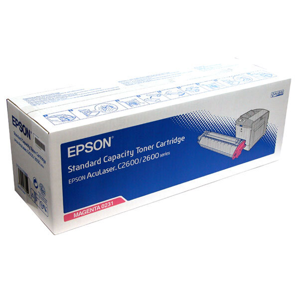 Mực in Epson S050231 Magenta Toner Cartridge