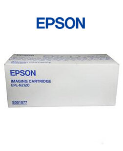 Mực in Epson S051077 Black Toner Cartridge - Dùng cho máy in: Epson EPL- N2120