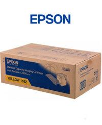 Mực in Epson S051162 Yellow Toner Cartridge (C13S051162) - Dùng cho máy in: Epson ACULASER C2800