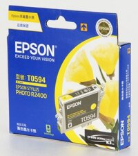 Mực In Epson T059490 - Dùng cho máy in: Epson R2400