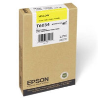 Mực in Epson T6034 Hộp mực Vàng (220ml) (C13T603400)