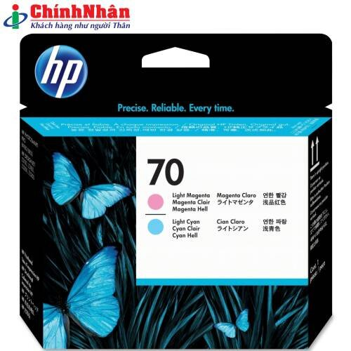 Mực In HP 70 Color DesignJet C9405A