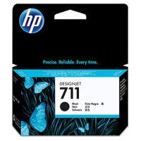 Mực In HP 711 Black DesignJet CZ129A