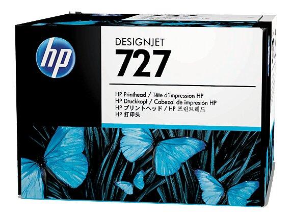 Mực In HP 727 Color DesignJet B3P06A
