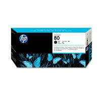 Mực in HP 80 350-ml Black Ink Cartridge (C4871A)
