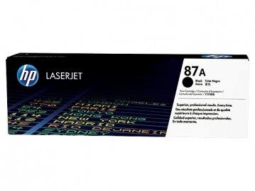 Mực in Laser đen trắng HP 87A (CF287A)