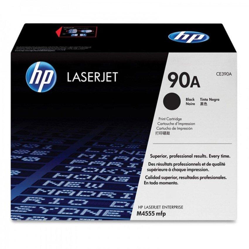 Mực in laser HP CE390A - Dùng cho máy in HP M4555 MFP, M601, M602, M603
