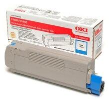 Mực in Oki C5800C Cyan Toner Cartridge