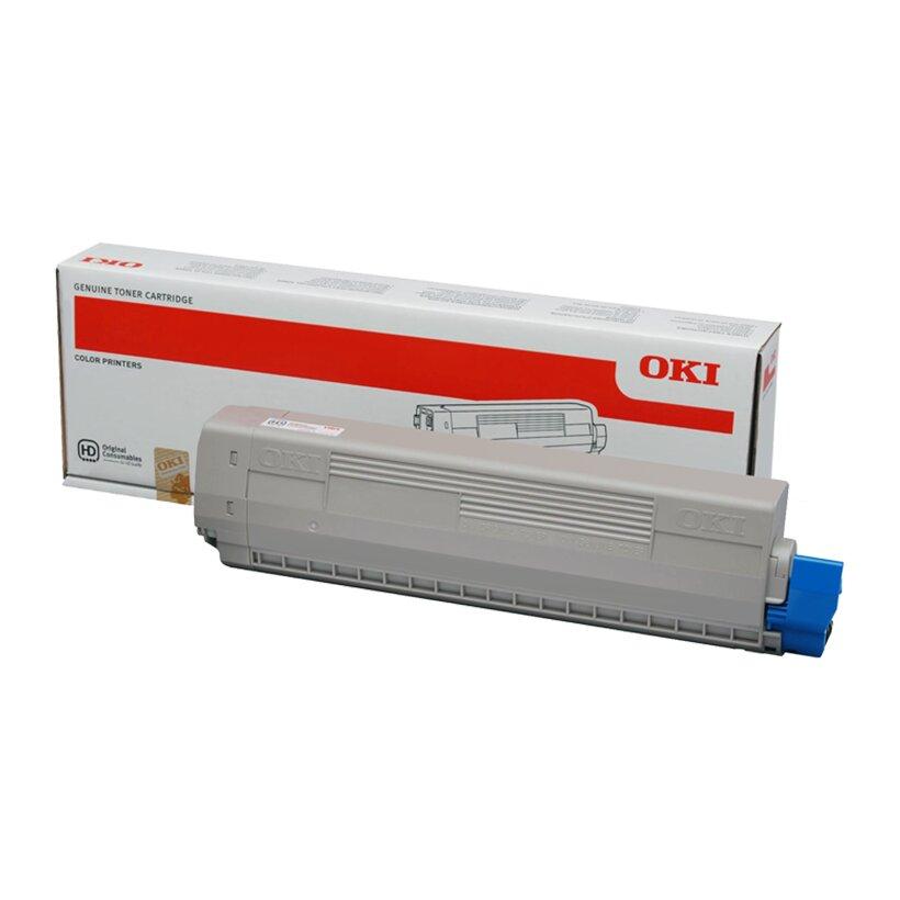 Mực in OKI C831M Toner Cartridge