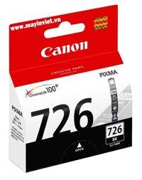 Mực in phun Canon PGI-725 (725BK) – Dùng cho máy in Canon iP4870, IP4970, MG5170, MG5270, MG5370, iX6560, MG6170, MG8170, MX886, MX897