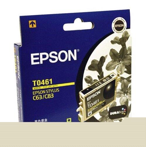 Mực in phun Epson T0461 - Dùng cho máy in Epson C63, C83, C65, C85, CX4500, 6500