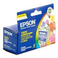 Mực in phun màu Epson T029 (C13T029091) - Dùng cho máy in Epson C50, C60, C61, C83, CX3100