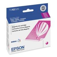 Mực in phun màu Epson T042 - màu T0422, T0423, T0424, Dùng cho máy in Epson STYLUS C82/CX5100/CX5300