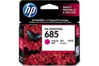 Mực in Phun màu HP 685 (Magenta) - Màu đỏ
