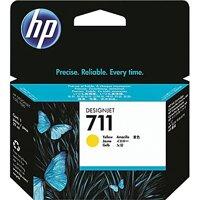 Mực in Phun màu HP 711 Yellow (CZ132A) 29 ml Ink Cartridge