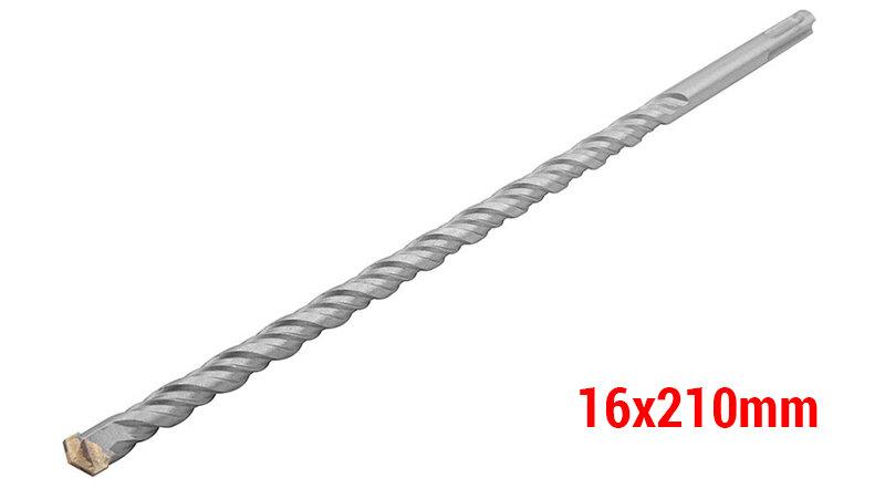 Mũi khoan bê tông Tolsen 75352 16 x 210 mm