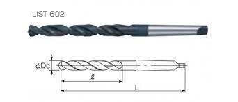 Mũi khoan chuôi côn Nachi List602-10.3, 10.3mm