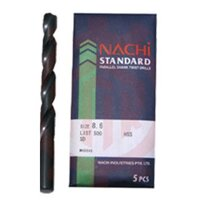Mũi khoan trụ thép gió Nachi List500-0410, 4.1mm