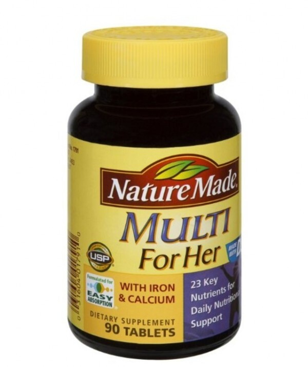 Multi For Her Nature Made cho nữ – 90 viên