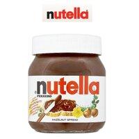 Mứt kem hạt dẻ Nutella 200gr