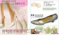 Mút lót giày hình giọt nước CH015