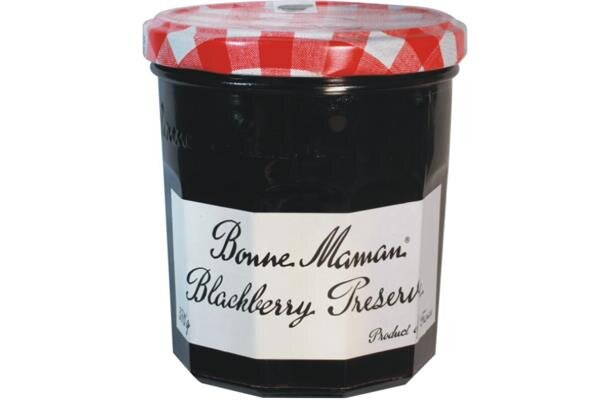 Mứt quả mâm xôi Bonne Maman Blackberry Preserves 370g