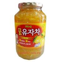 Mứt quít Hàn Quốc ngâm mật ong