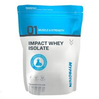 Myprotein Impact Whey Isolate 1kg - Chocolate Smooth