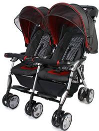 Xe đẩy trẻ em đôi Combi TS-5 siêu nhẹ