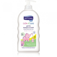 Sữa Tắm Gội Trẻ Em Chiết Xuất Hoa Chuỗi Ngọc Và Lô Hội Septona 2009 - 500ml