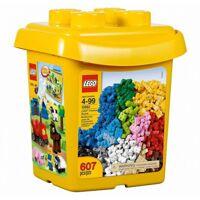 Bộ xếp hình Thùng gạch sáng tạo Creative Bucket V29 Lego 10662