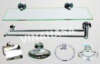 Bộ phụ kiện phòng tắm Vinahasa HS6800