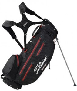 Túi golf Titleist StaDry Waterproof Stand Bag - Black TB2SX6-DRY