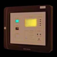 Hiển thị phụ trung tâm báo cháy địa chỉ 06 loop Kbvision KF-AA06D