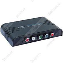 Bộ chuyển đổi Component to HDMI LKV356 cao cấp chính hãng LenKeng