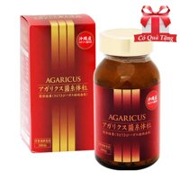 Nấm Agaricus Nhật Bản 300 viên