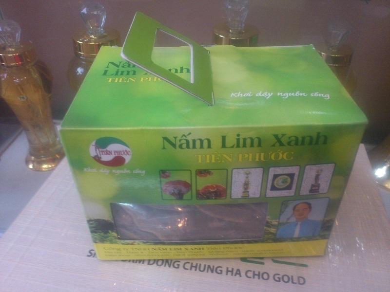 Nấm Lim Xanh Tiên Phước – 400 g