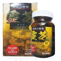 Nấm linh chi đen Nhật Bản 240 viên
