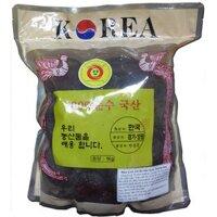 Nấm linh chi đỏ Hàn Quốc 2 tuổi bịch 1kg - 009