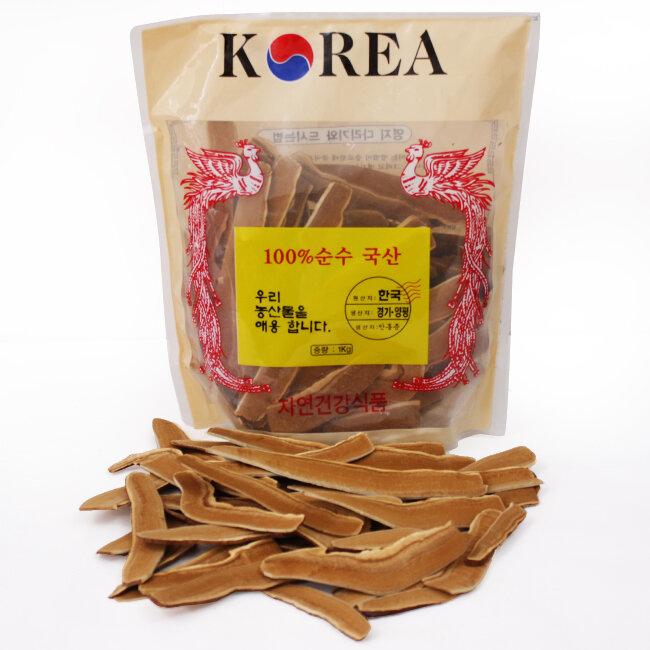 Nấm Linh Chi thái lát Hàn Quốc - 1kg