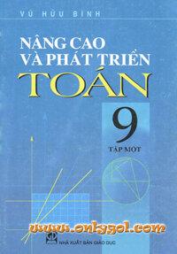 Nâng cao và phát triển toán 9 tập 1