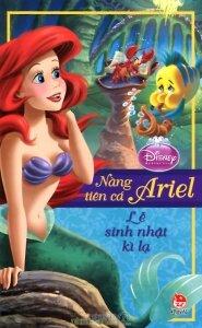 Nàng tiên cá Ariel: Lễ sinh nhật kì lạ