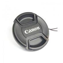 Nắp ống kính lens cap Canon 52mm