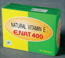 Natural Vitamin E ENAT 400