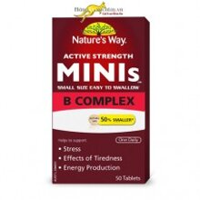 Natures Way Mini B Complex 50 viên