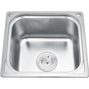 Chậu rửa bát 1 hố Gorlde GD017 (GD-017)