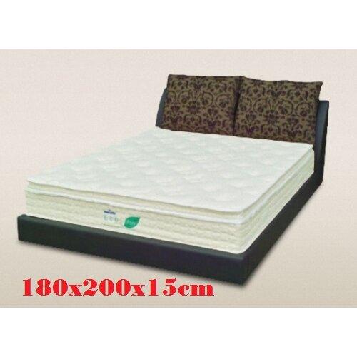 Nệm cao su Dunlopillo Eco Pure Luxe 180x200x15cm