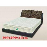 Nệm cao su Dunlopillo Eco Pure Luxe 160x200x15cm