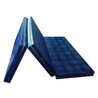 Nệm gấp 3 PE bọc vải gấm mỏng Balize 155x195x09(cm)-NPE0916B01