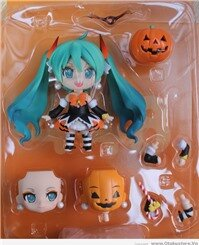 Nendoroid Hatsune Miku Halloween ver